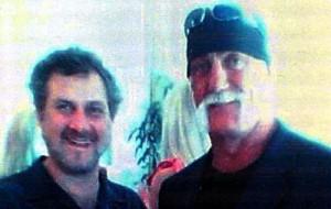 Howie & Hulk Hogan