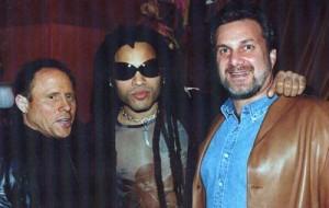 Howie & Lenny Kravitz