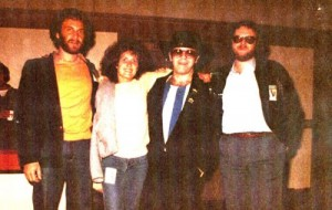 Howie & Elton John