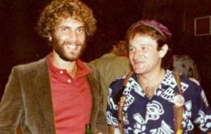 Howie & Robin Williams